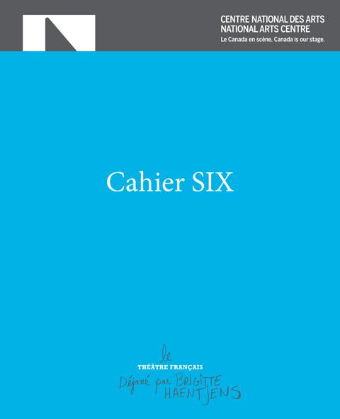Cahier Six