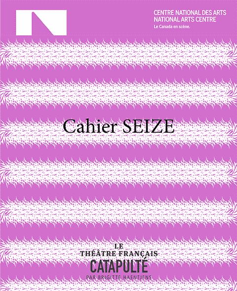 Cahier Seize