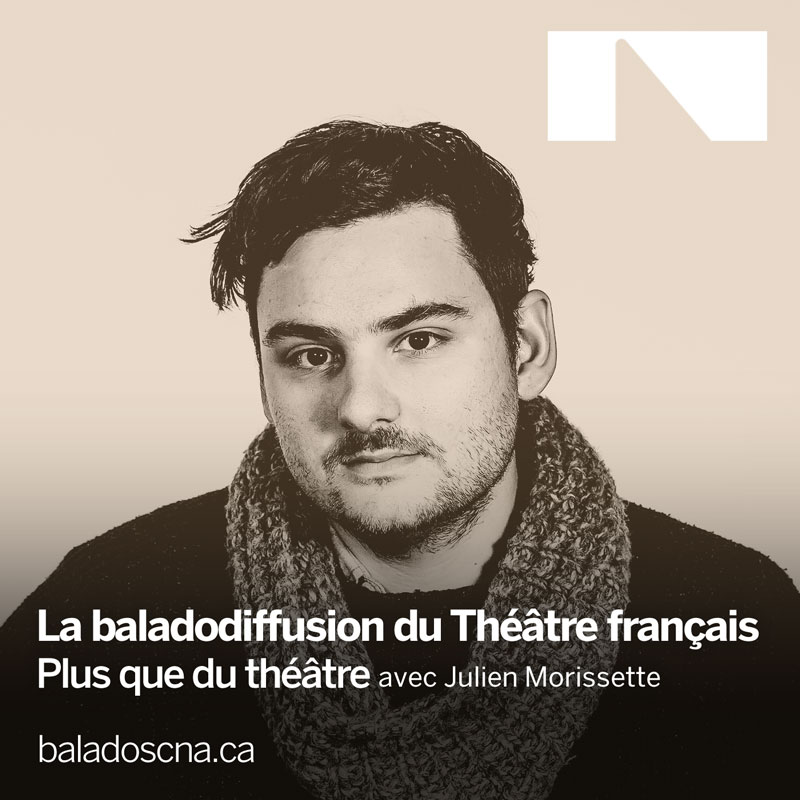 French Theatre podcast