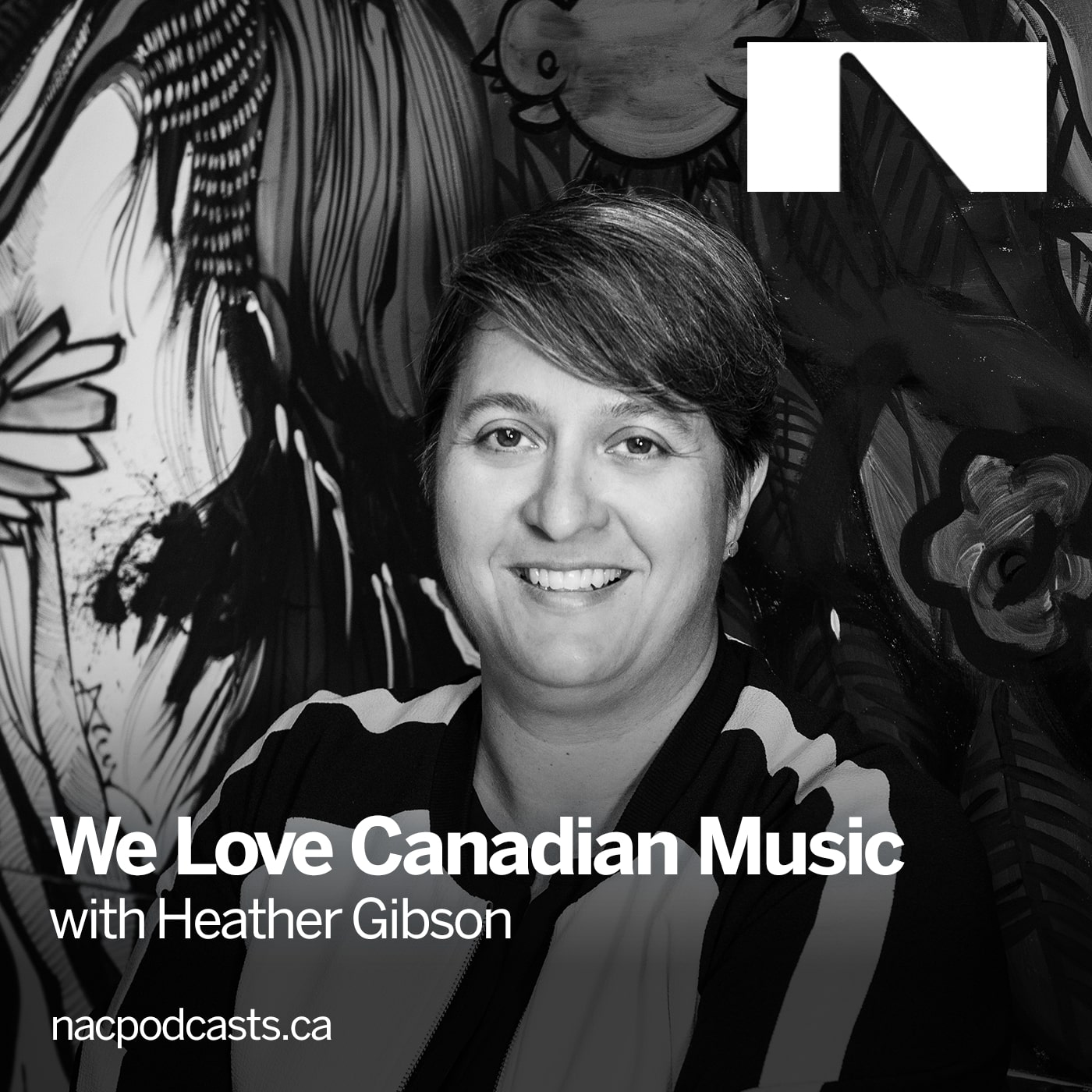 We Love Canadian Music avec NAC Presents Executive Producer Heather Gibson